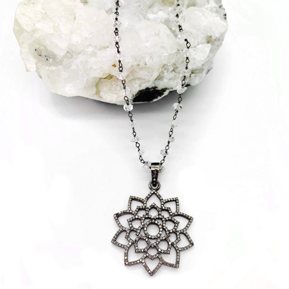 Radiate Light Necklace