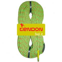 Tendon Smartlite climbing rope 9.8 mm x 80 meters.