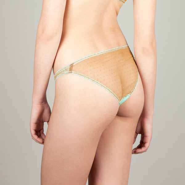 Julia Mint Brief