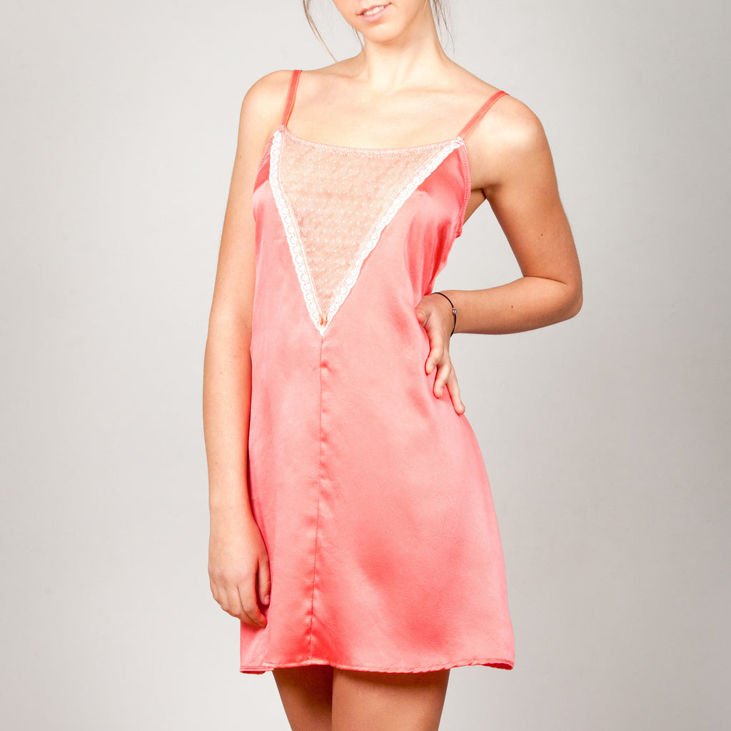 Carmen Coral Nightgown