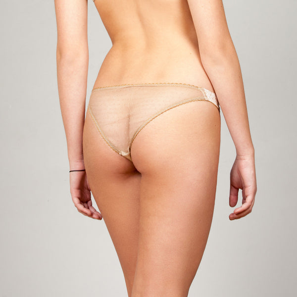 Marina Nude Brazilian Brief