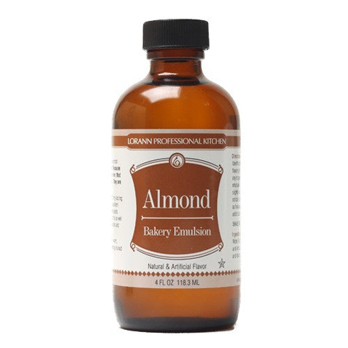 Almond Flavor Bakery Emulsion