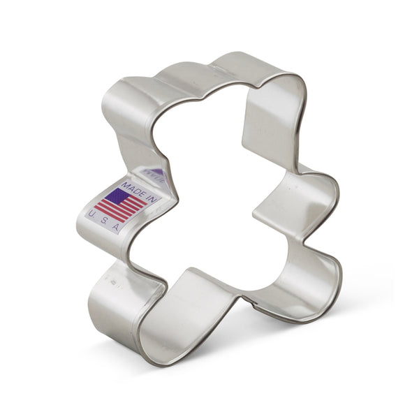Teddy Bear Cookie Cutter 3""