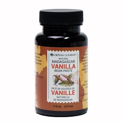 Madagascar Vanilla Bean Paste 2 oz.