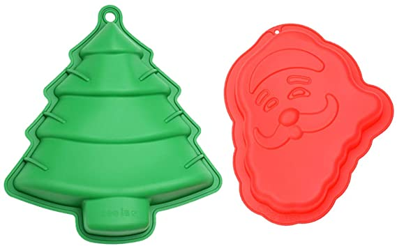 BREAKABLE CHRISTMAS Mold Set