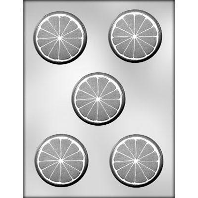 CITRUS SLICE Chocolate Mold