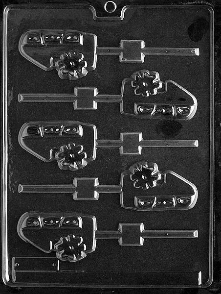 #1 DAD LOLLY Chocolate Mold (6980679495)