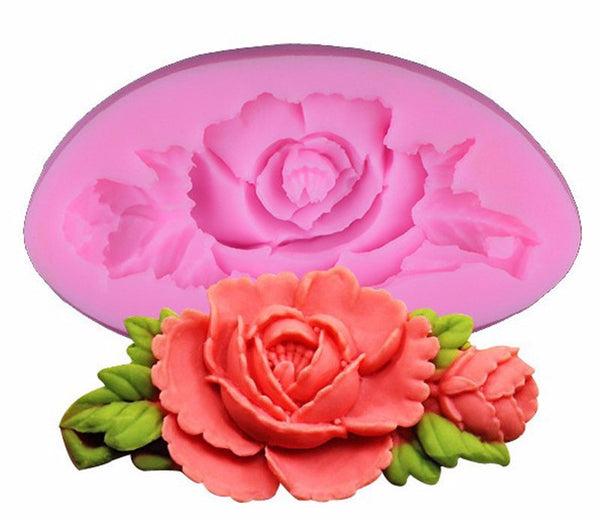 Flower Arrangement Silicone Mold