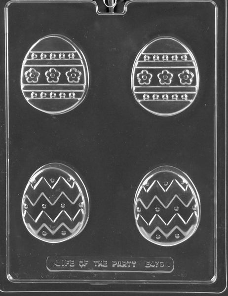 DESIGNER FULL EGG COOKIE Chocolate Mold (4332847431)