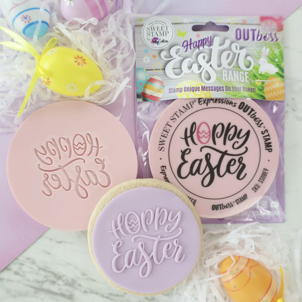 HOPPY EASTER Sweet Stamp Outboss - MINI SIZE