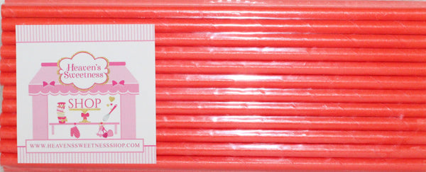 Red Paper Straws (7353418247)