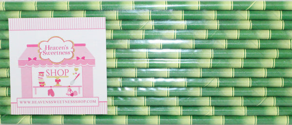 Paper Straws - Bamboo Paper (7353448391)