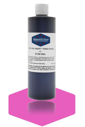 FUCHSIA Americolor Soft Gel Paste 13.5 oz.