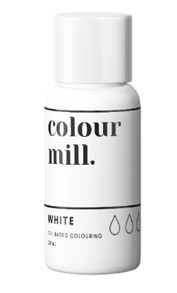 WHITE Colour Mill 20ml
