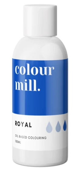 ROYAL BLUE Colour Mill 100ml