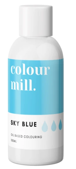 SKY BLUE Colour Mill 100ml