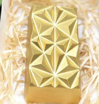 GEOMETRIC CHOCOLATE BAR Chocolate Mold