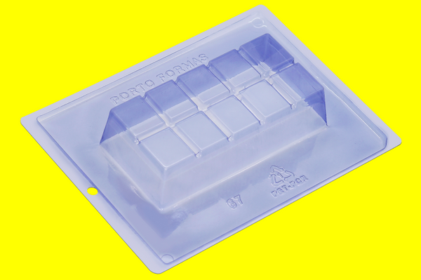 POWER BAR Chocolate Mold