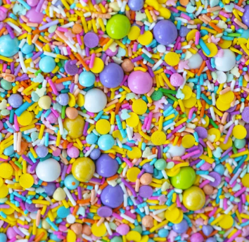 YOU'RE SO EGG-STRA Sprinkle Mix 4oz.
