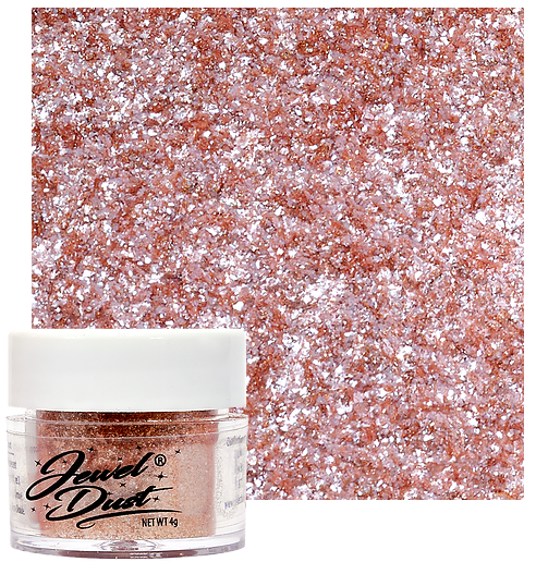 Jewel Dust - ROSE GOLD 4g