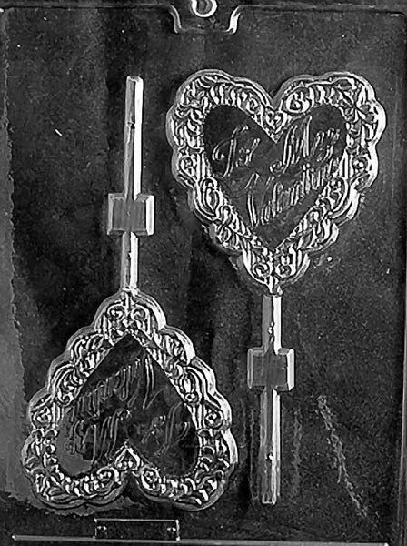 TO MY VALENTINE LOLLY Chocolate Mold (5901701319)