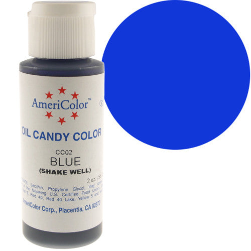 Americolor Candy Coloring - BLUE