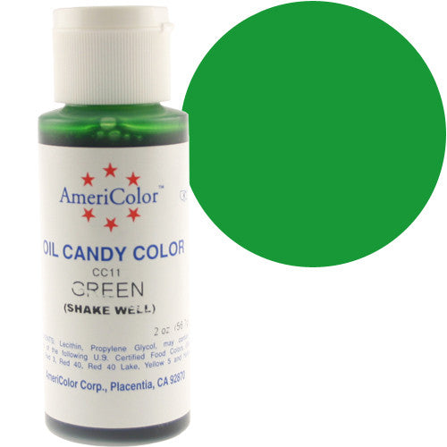 Americolor Candy Coloring - GREEN