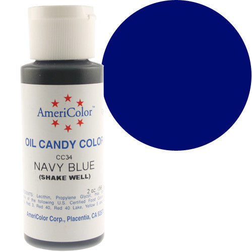 Americolor Candy Coloring - NAVY BLUE