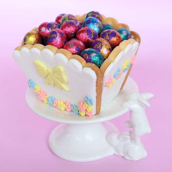 3D EASTER BASKET Cookie Cutter