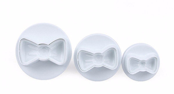 Bow Tie Plunger Cutter Set