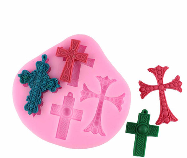 Cross Collection Silicone Mold (8800625799)