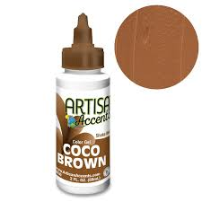 COCO BROWN Artisan Accent Gel Color