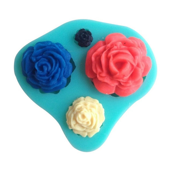 Rose Collection Silicone Mold (5296032007)
