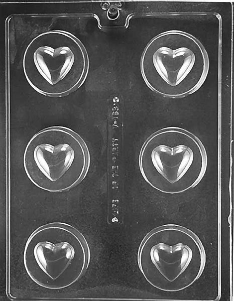 HEART COOKIE Chocolate Mold (5901439943)