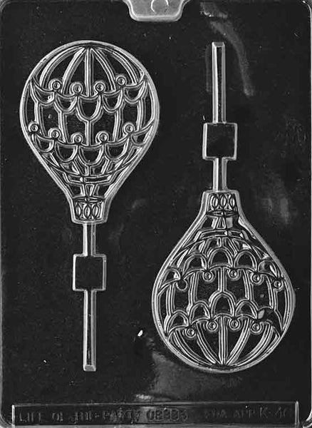 HOT AIR BALLOON LOLLY Chocolate Mold (4334145543)
