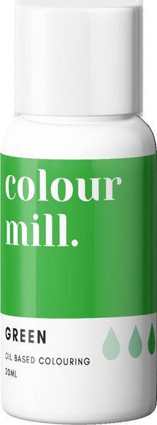 GREEN Colour Mill 20ml