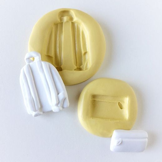BACKPACK Silicone Mold