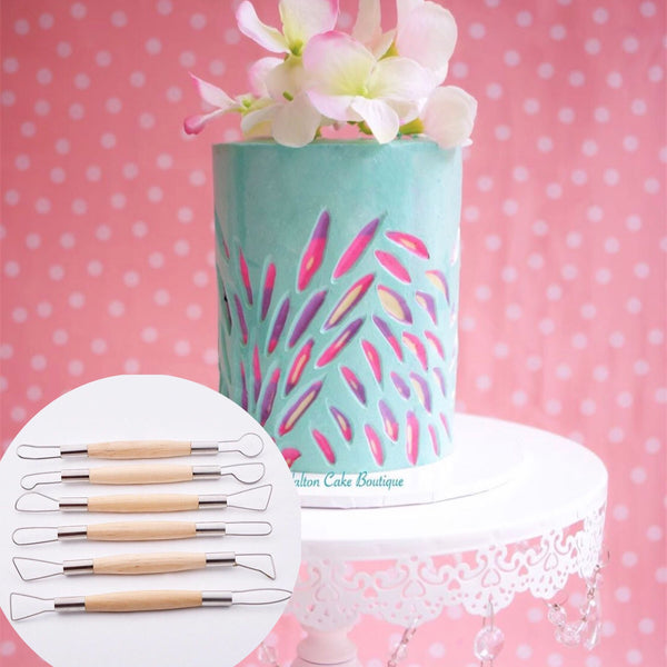 Buttercream Carving Set