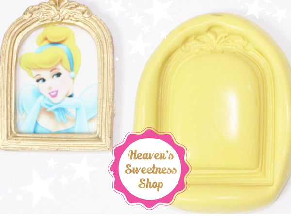 HS Yellow Collection - Princess Window Frame