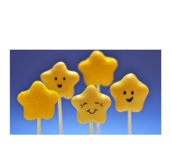 Cake Pop Mold - Star