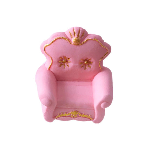 Majesty Chair Silicone Mold