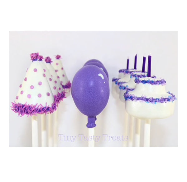 Cake Pop Mold - Wedding Cake