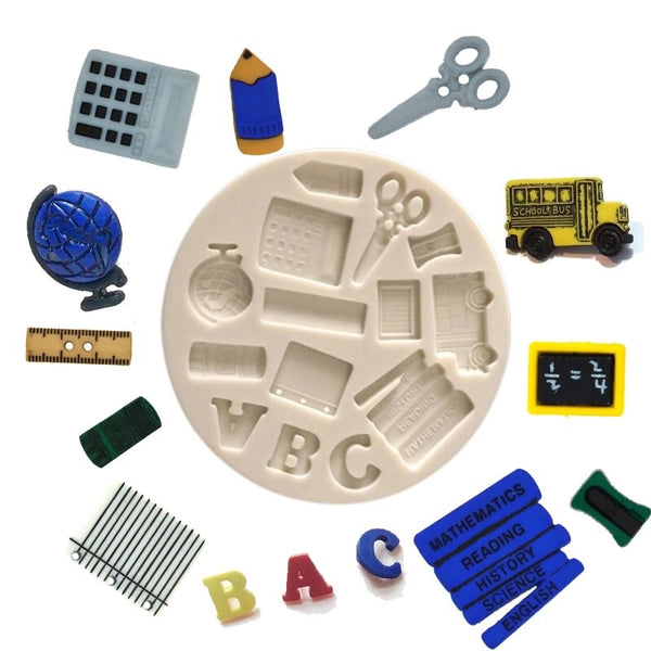 Back to School Mold Collection