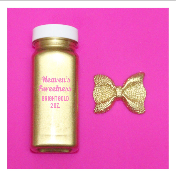 Heaven's Sweetness Bright Gold Dust 2oz.