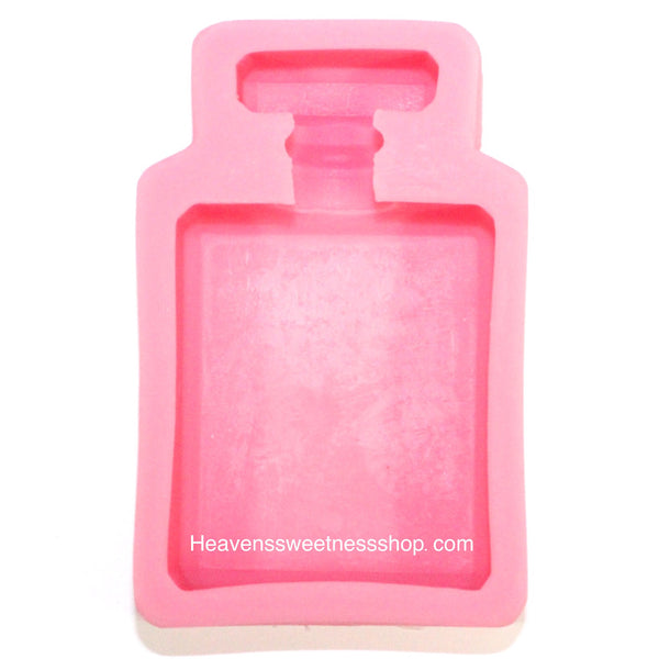 Perfume Bottle Silicone Mold