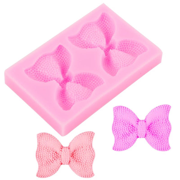 Large Bow Silicone Mold (5296057031)
