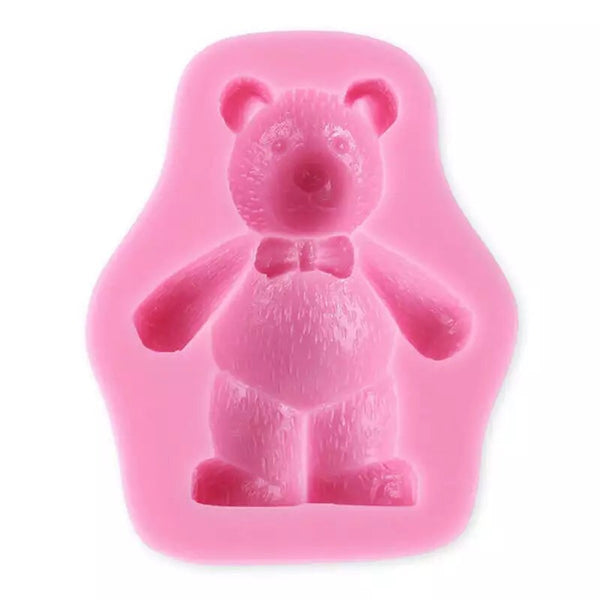 Teddy Bear Silicone Mold