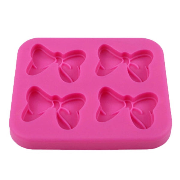 Minnie Bow Silicone Mold