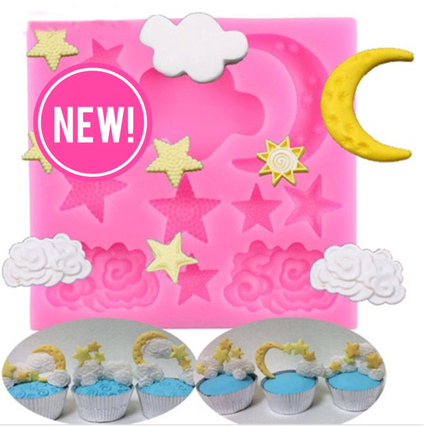 SKY Silicone Molds