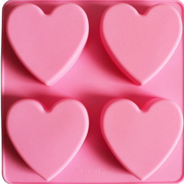 Heart Cookie Silicone Mold (8951695943)